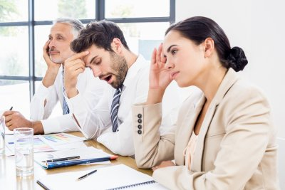 Why Do People Get Bored in Meetings?